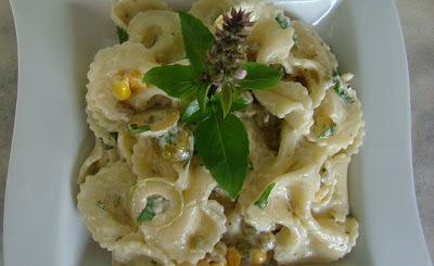 Salada de Farfalloni Com Maionese Caseira