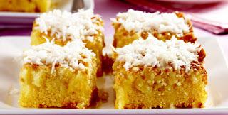 bolo de milho com farinha de milho molhada