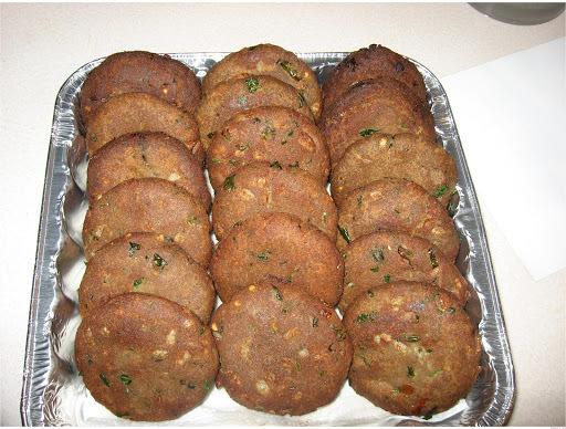 Shami Kabab (kebab) recipe
