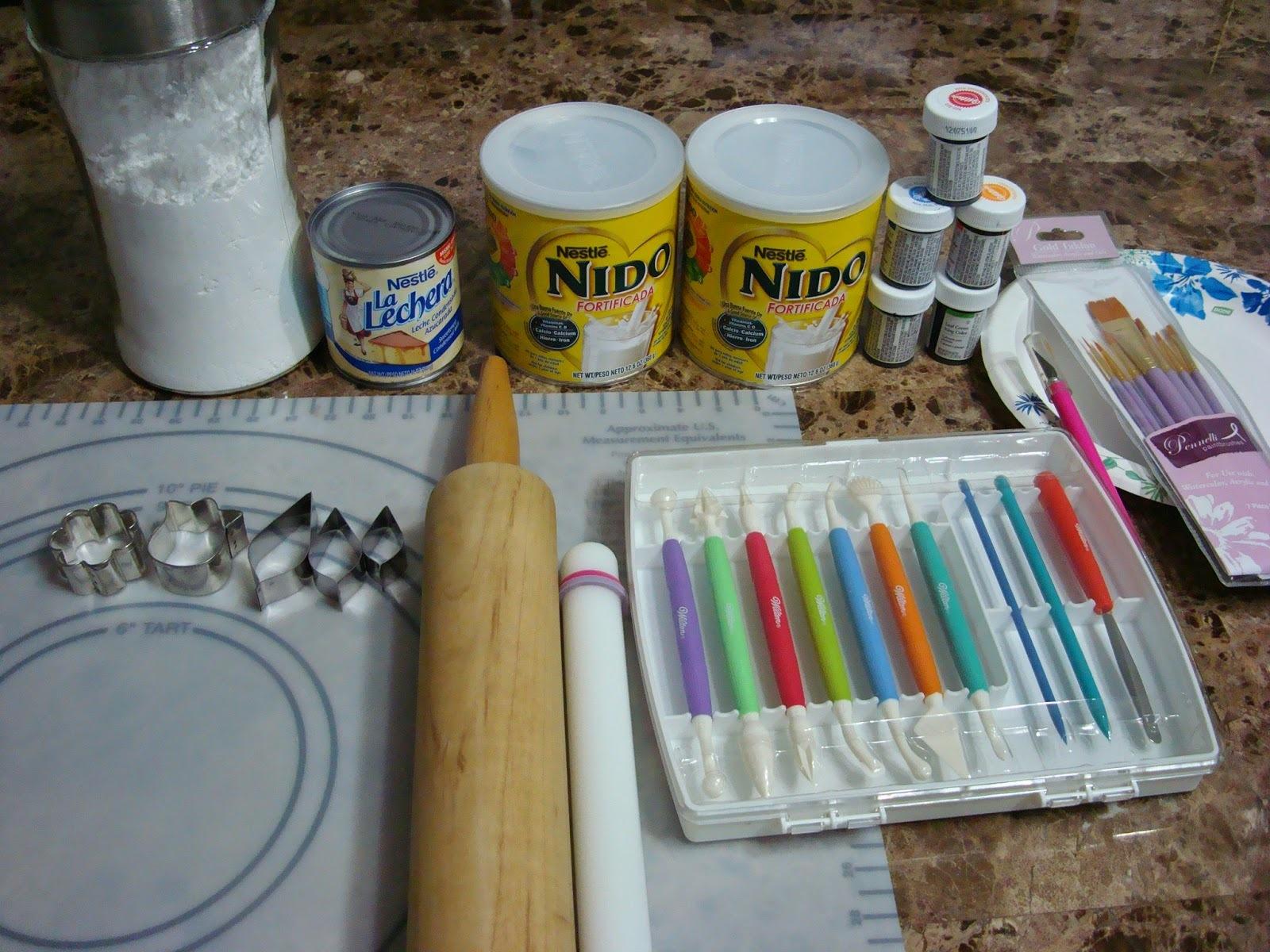 como decorar bolo com papel de arroz passo a passo