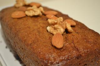 Bolo de Cenoura americano (Carrot cake)