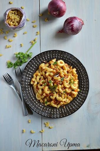 upma with pasta