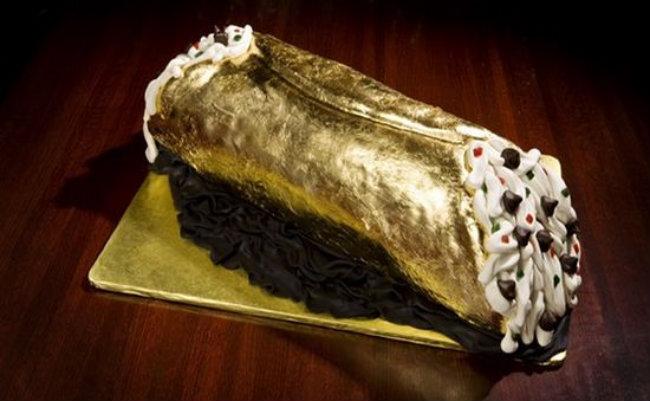 Restaurante americano cria sobremesa no valor de R$ 45 mil