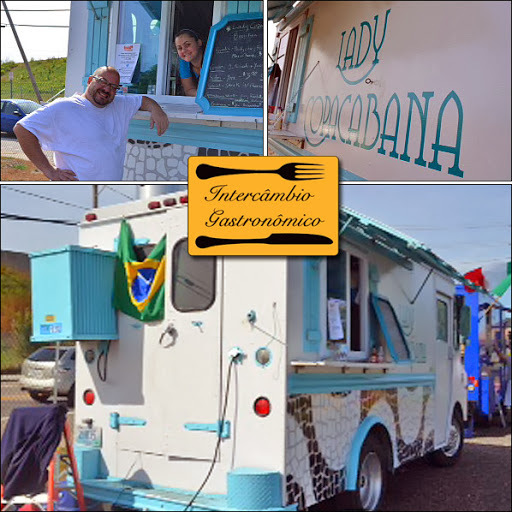 Intercâmbio Gastronômico: Um Dia de Food Truck