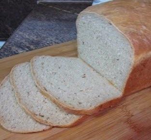 Pão de Centeio e Grãos