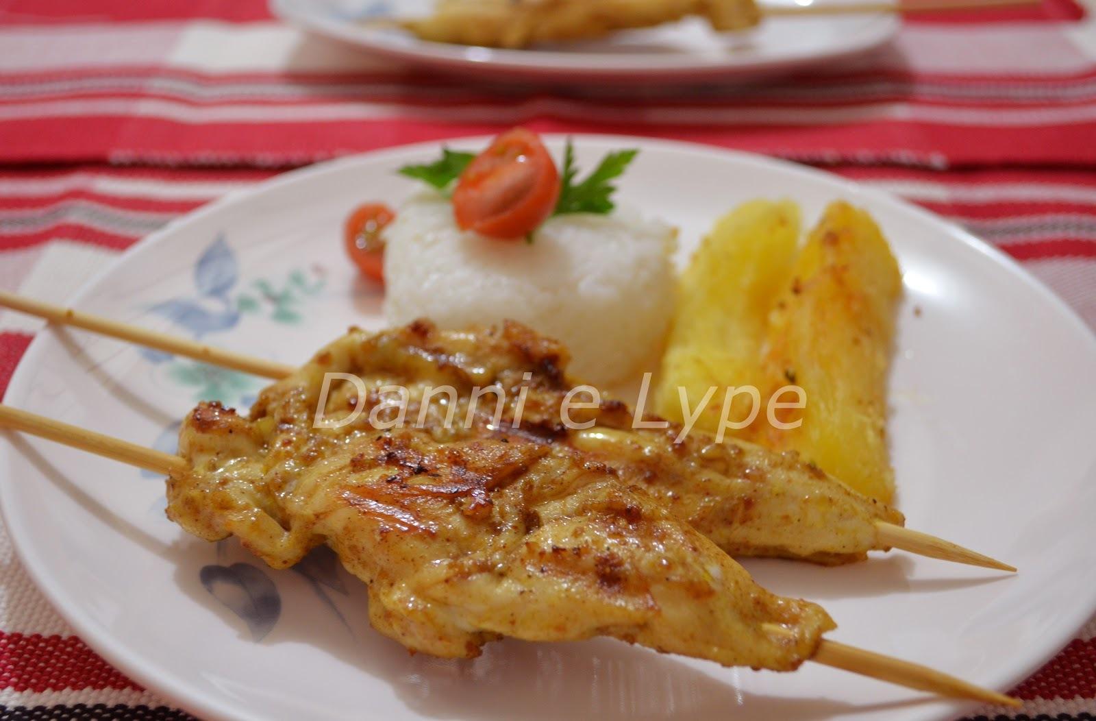 sassami frango grelhado