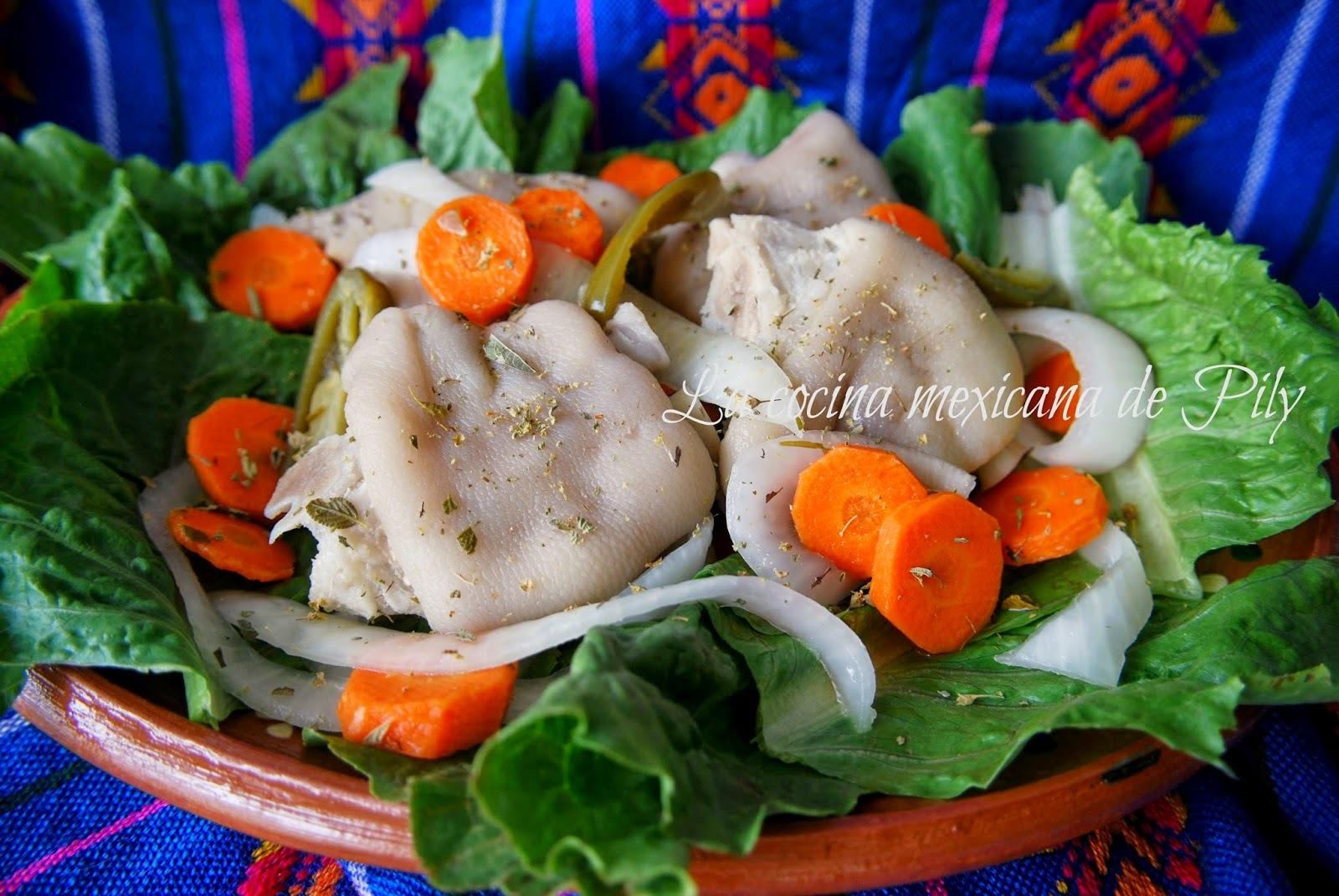 Patitas de cerdo en vinagre y fotos de Irapuato, Guanajuato