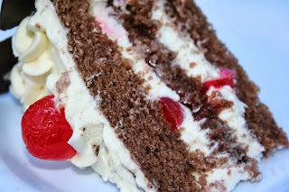 Torta Selva Negra Original