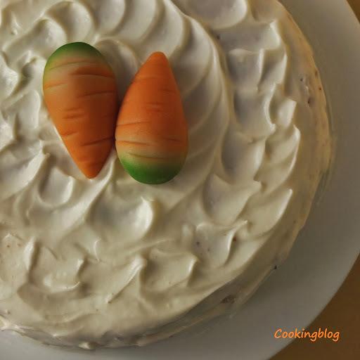 Bolo de cenoura | Carrot cake