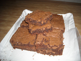 Brownies....muy fáciles...