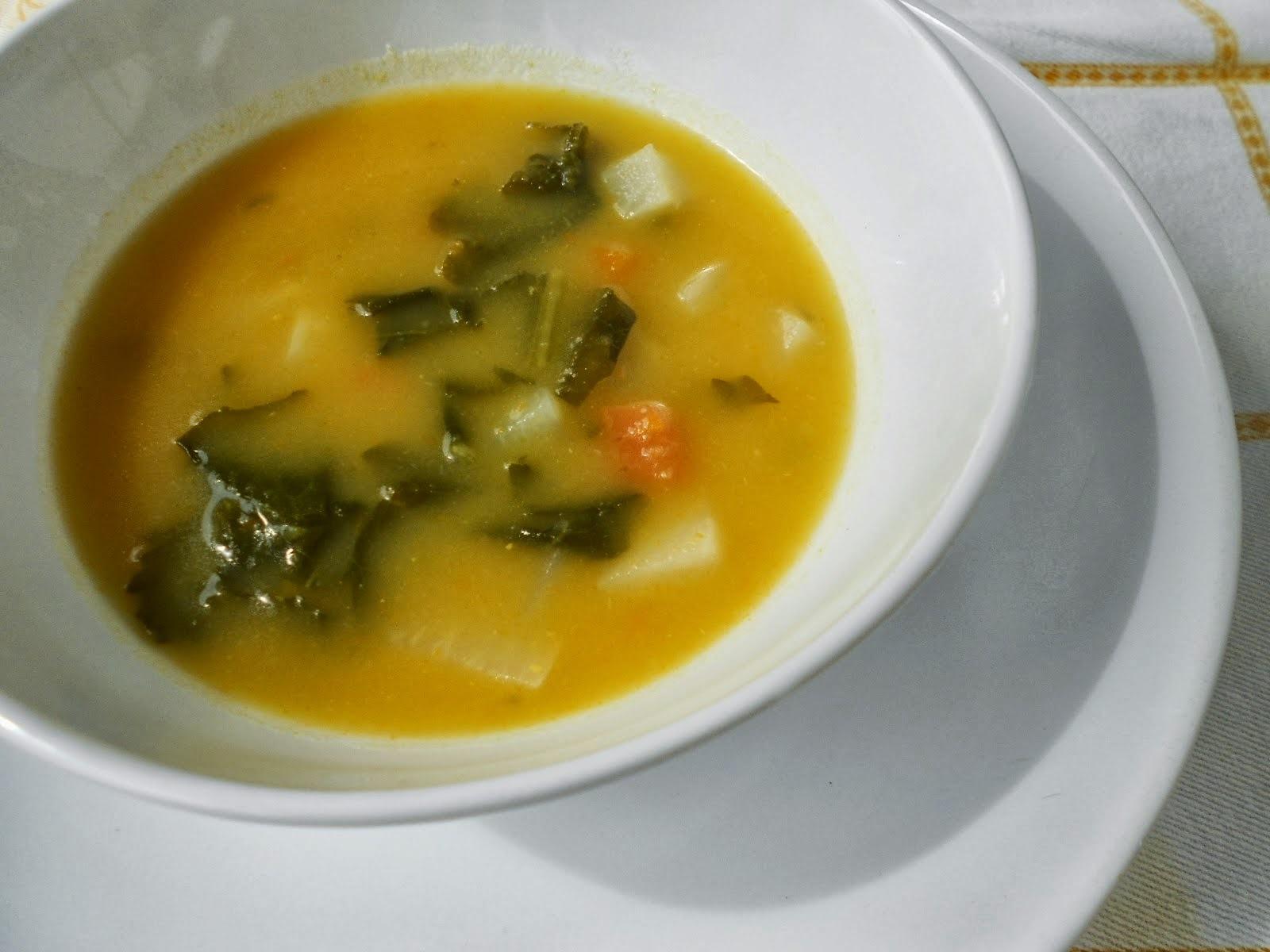 Sopa de Nabo