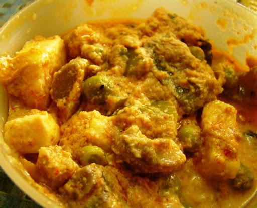 veg kurma without tomato