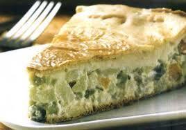 torta salgada(recheio a gosto)