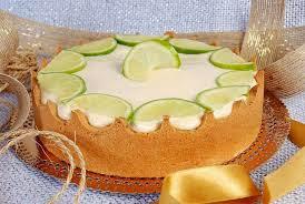 glace de torta de limão