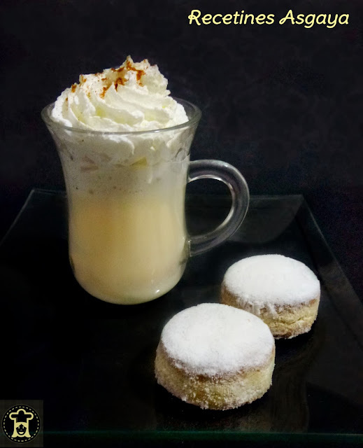 Chocolate Blanco a la Taza