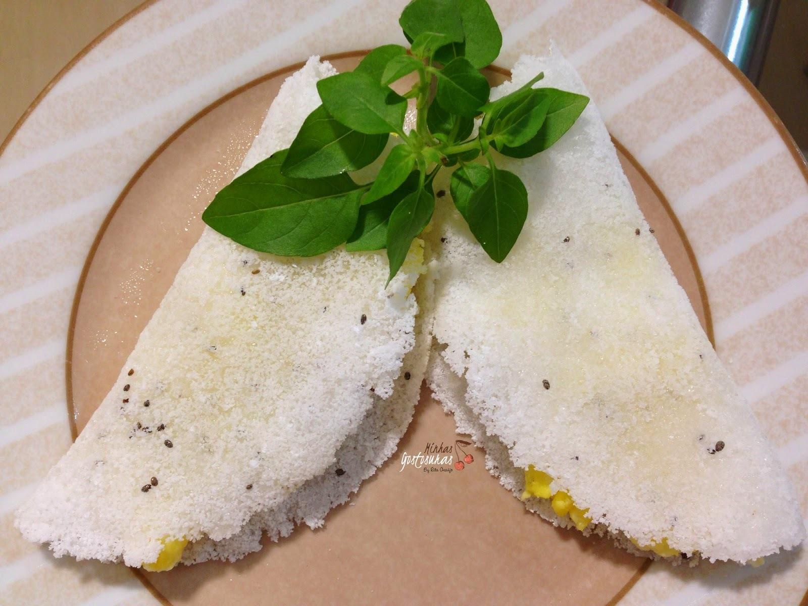 Tapioca saudável: para emagrecer com sabor
