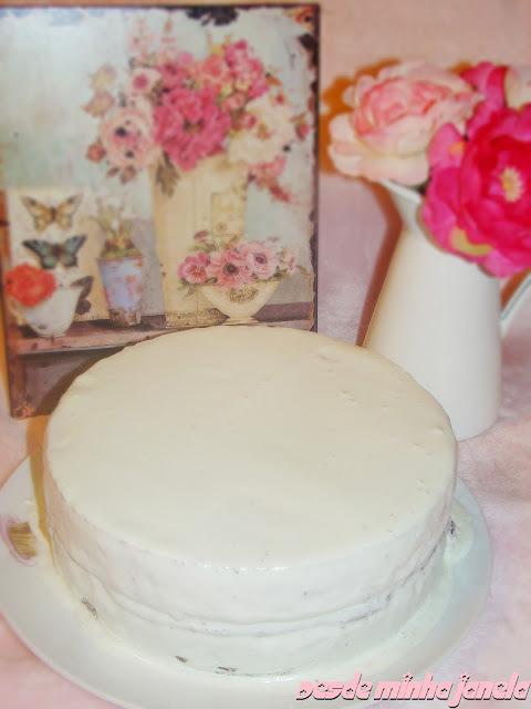 de bolo liso de liquidificador com leite condensado