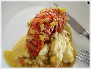 como preparar calda de lagosta