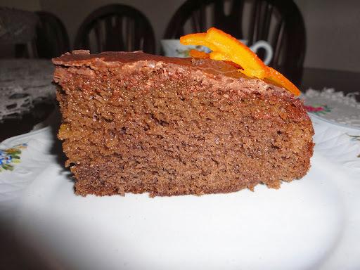 cobertura para massa pronta de bolo de laranja