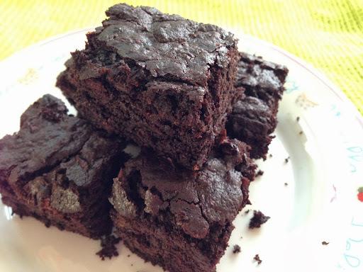 kumara brownie