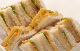 frango para sanduiche natural