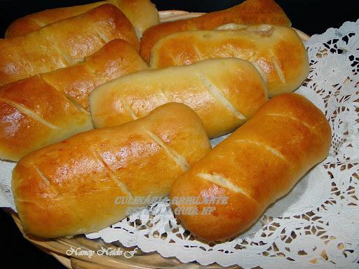 de pão batido na batedeira