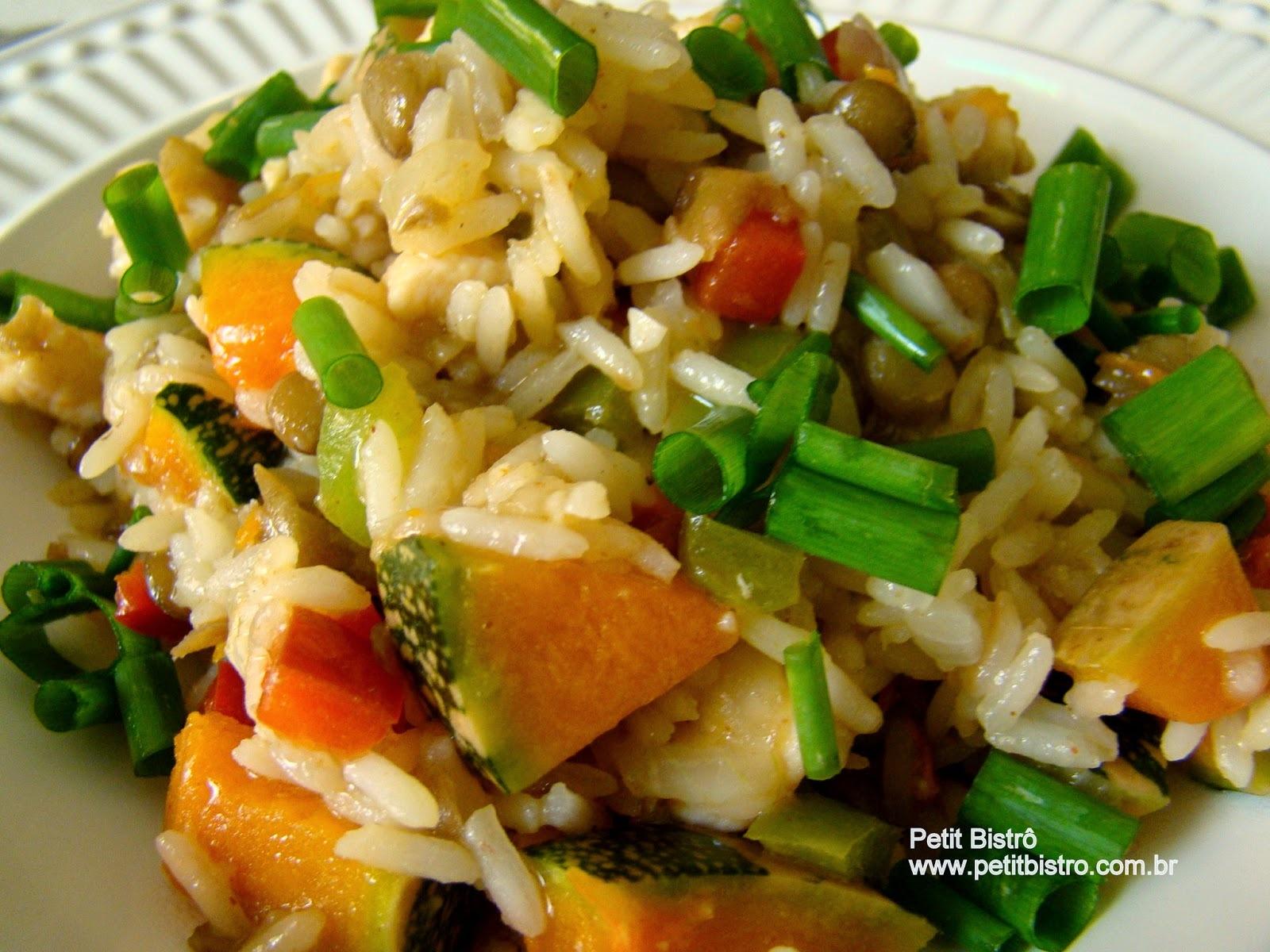 arroz paulista de frango
