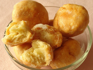 Saatu/Badusha/Balushahi/Flaky Indian Doughnut