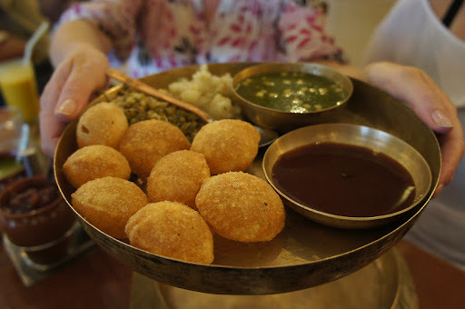 SOAM : A beginner's guide to Pani Puri