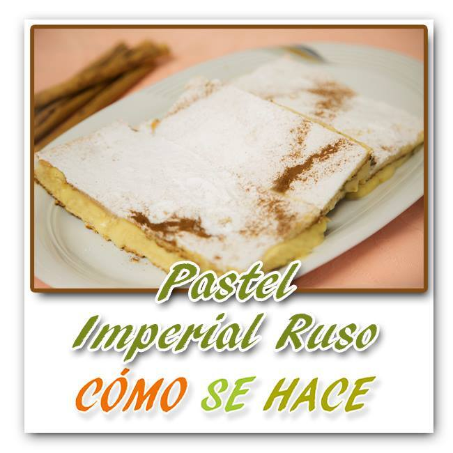 PASTEL IMPERIAL RUSO
