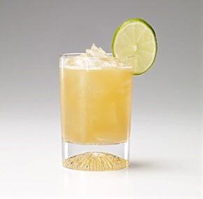 Jamaica cocktail