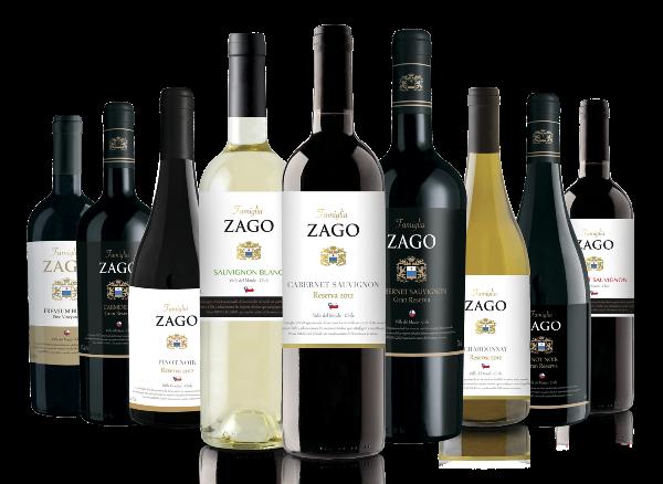 Vinhos Famiglia Zago são ótimas opções para a Páscoa