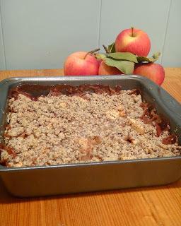 Paleo Apple Crisp