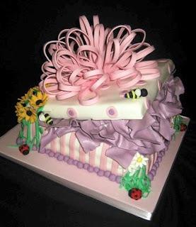 Kiwi Cake Decorator - Sarah Clark