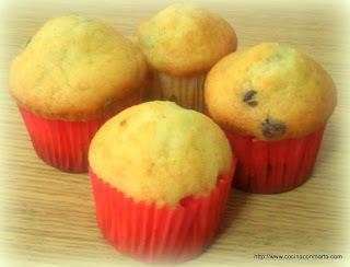 Bizchochitos base para las cup cakes
