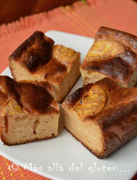 Torta de Plátano (Receta GFCFSF, Vegana)