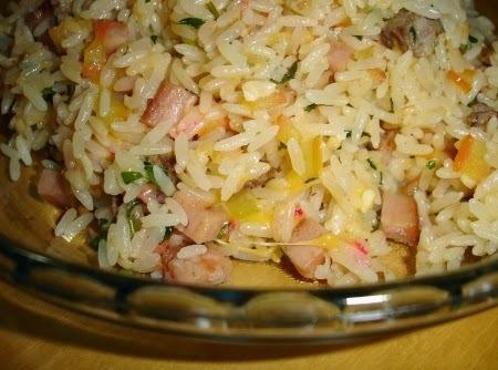 arroz tropeiro