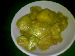 Pointed Gourd Curry/Parwal ki Sabzi/Aloo Potoler Dalna