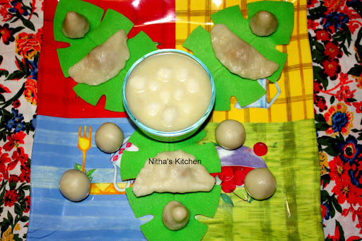 Milk | Paal Kozhukattai  | Ellu Pooranam | Neivedhyam Recipes