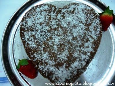 de recheio de bolo sabor laka