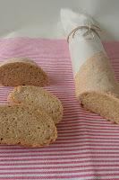 Kruh od 5 vrsta brašna