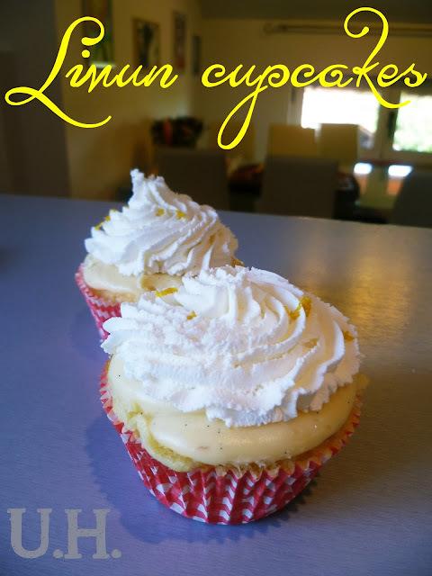 Limun cupcakes