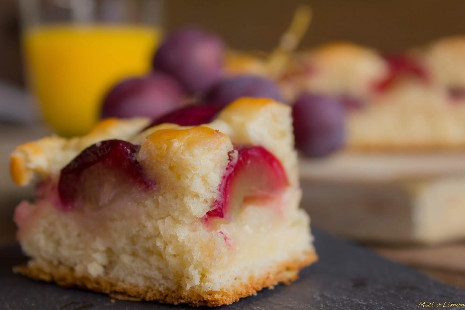 Pan de uvas