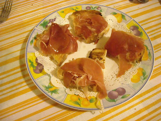 PAN TUMACA CON JAMON (BREAD, TOMATO AND SERRANO HAM)
