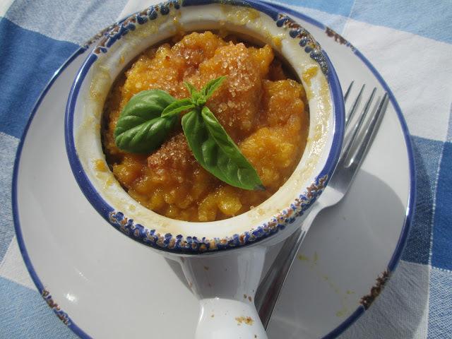 Pastelera Calameña  (corn pudding of Calama)