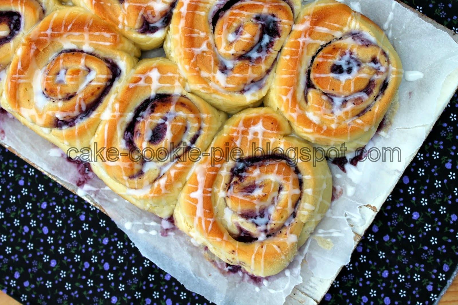 Daring Bakers June 2014 - Cinnamon rolls challenge
