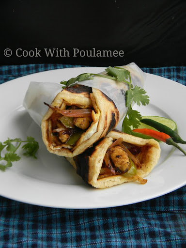 Egg Chicken Kathi Roll: A Famous Street Food From Kolkata