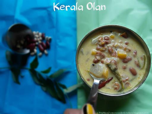 vanpayar curry kerala style