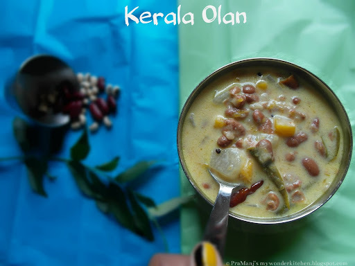 Kerala Olan curry
