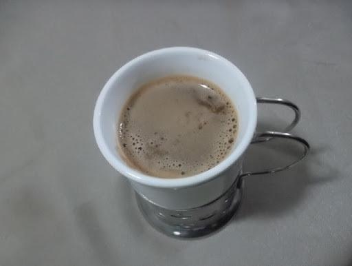 chocolate quente com creme de leite e leite condensado SEM MAIZENA
